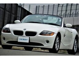 BMW Z4 ロードスター2.2i 検3/5 走行4.0万km  ETC 禁煙  記録簿