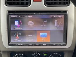 【ストラーダ:メモリナビ】CD/DVD/AM/FM/ワンセグ(CN-E205D)運転がさらに楽しくなりますね♪