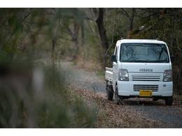 スズキ キャリイ 660 KCエアコン・パワステ 3方開 4WD 走行9800キロ