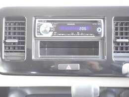 社外オーディオ CD/AM/FM/AUX