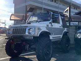 スズキ ジムニー 660 バン HC 4WD