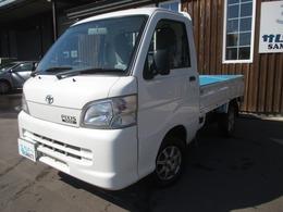トヨタ ピクシストラック 660 スペシャル 3方開 4WD ※検R5年3月&走行34000キロ