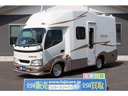 トヨタ カムロード ヨコハマモーターセールス レガード 温水ボイラー FFヒーター インバーター