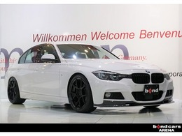 BMW 3シリーズ 320i Mスポーツ エディション シャドー rotiform19インチアルミ 3DDesignエアロ