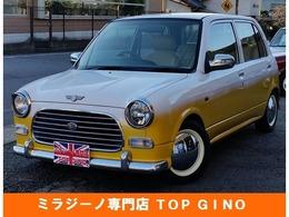 ダイハツ ミラジーノ 660 ローダウン新品シートカバー社外キャップ