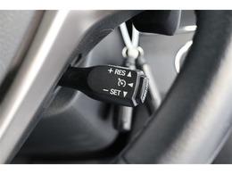 ■クルーズコントロール■クルマの速度を記憶させるだけで自動的に設定速度を維持します!高速道路などで大活躍☆疲れ知らずなロングドライブをお楽しみください♪