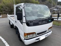 いすゞ エルフ 4.3ディーゼル ダンプ エアコン