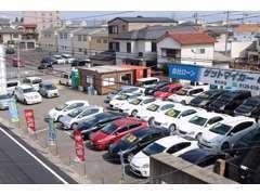 【買取強化】ゲットマイカーでは、古いお車でも傷や凹みがあるお車でも動けば必ず買取いたします!