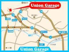 ◆鎌倉街道から少し入ったところに店舗を構えています。ご来店前にご連絡いただければ、迷うことなくご案内させていただきます。