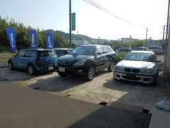 国産・輸入車問わずお客様のニーズに合った車種提案も行っております。安心の保証付販売!カーセンサーアフター保証取扱してます