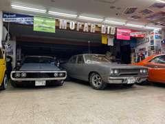 オーナー様のご希望の愛車をUS本国・国内からお探し致します!
