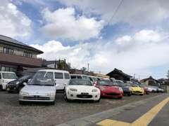 国産オープンカー&働く軽自動車専門店です。趣味かビジネスのお店です☆