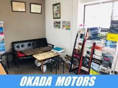 オリコのオートローン、損保ジャパン・JA共済の自動車保険の取り扱いが御座います。