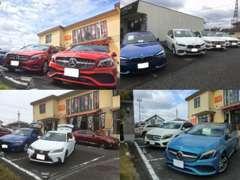 当店の多くはディーラー使用車等の高年式で低走行のお車ばかりです。品質に自信があるためネットでご購入頂けます。