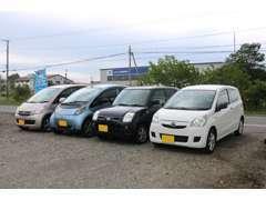 ※アフターサービス代車4台!車検・故障時の代車・無料!全車ドライブレコダー装着車です。