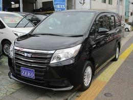 トヨタ ノア 1.8 ハイブリッド X ディライト プラス 大型ナビ 後席M 両自動ドア 2年保証