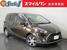 トヨタ シエンタ 1.5 G クエロ 新車/装備10点付 8型ナビ ドラレコ