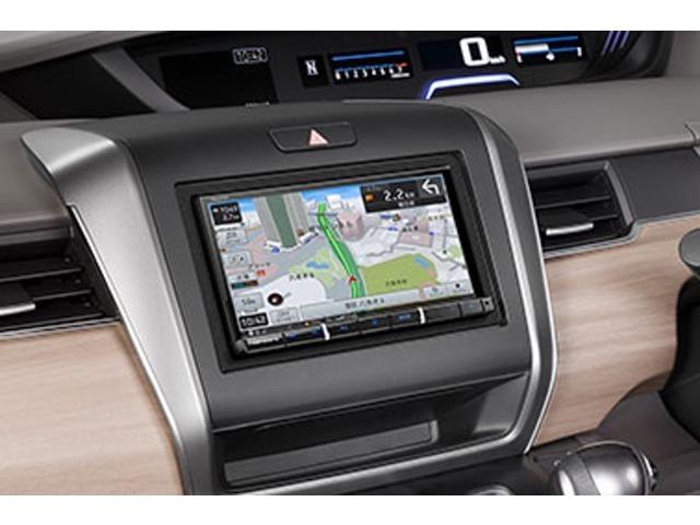スマイルセットNo.1 【8インチフルセグTVナビ】パイオニア楽ナビ8インチを装備★最新モデルをラインナップ。最長5年保証もオプションでご用意しました。走行中のTV視聴も可能です。
