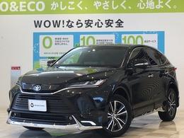 トヨタ ハリアー 2.0 G MODELISTAフルエアロ 純正ナビ 禁煙車 BSM