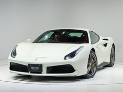 フェラーリ 488GTB の中古車 F1 DCT 東京都港区 2980.0万円