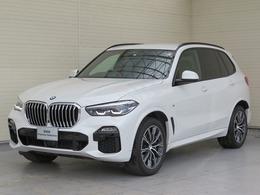 BMW X5 xドライブ 35d Mスポーツ 4WD リヤエンタメ茶革ベンチレーションACCHUD