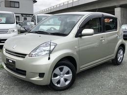 トヨタ パッソ 1.3 G SDナビ CD AUX コーナーポール付