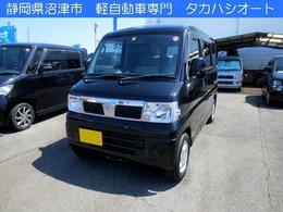 日産 クリッパーリオ 660 G スペシャルパック装着車 ナビ/TV/CD/DVD/ETC/SD再生/アルミ