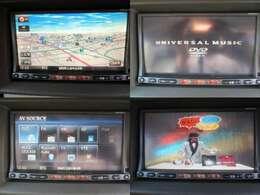 ★バックカメラ/ナビ/フルセグTV/DVD/CD/ETC/Bluetooth/