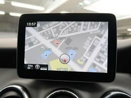 ●メルセデス・ベンツ純正ナビ:高級感のある車内を演出させるナビです!お手元にあるコントローラーにて操作して頂きます♪