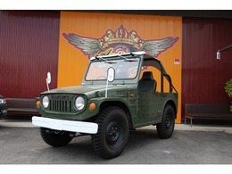 スズキ ジムニー 360cc 2スト ビキニトップ ドア付き 4WD