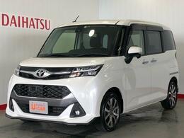 トヨタ タンク 1.0 カスタム G-T 純正ワンセグ対応ナビ ドラレコ