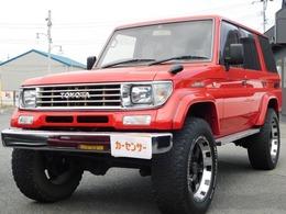 トヨタ ランドクルーザープラド 3.0 4WD ナビ・TV サンルーフ
