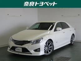 トヨタ マークX 3.5 350S プラスエム スーパーチャージャー TOYOTA認定中古車