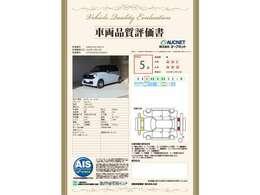 ・ホンダ四輪販売北関東では、外部車両鑑定機関のAISを使い、全車両の車両鑑定を実施しています。