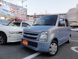 スズキ ワゴンR 660 FX Dラー整備車/禁煙/Tチェーン/キーレス/CD