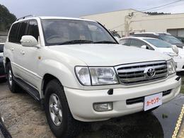 トヨタ ランドクルーザー100 4.7 VXリミテッド 4WD 8ナンバー登録