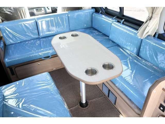 車両サイズ:長さ484cm幅188cm高さ206cmの5m未満のキャンピングカーです☆