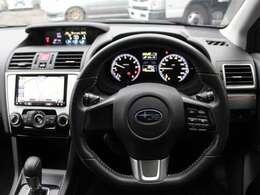 ダッシュボードセンターにはマルチディスプレイを搭載しお車の状態確認も可能です!