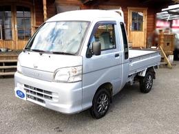 ダイハツ ハイゼットトラック 660 ジャンボ 3方開 4WD ジャンボ 4WD/オートマ