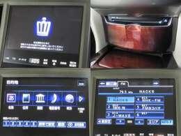お出掛け嬉しい、純正HDDナビ(フルセグ地デジTV)付です♪DVDビデオ再生機能・音楽録音機能・USB/Bluetooth接続も可能です♪