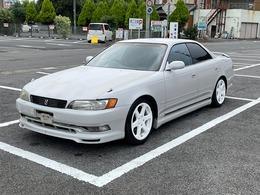 トヨタ マークII 2.5 ツアラーV 車高調/ETC/ターボタイマー/純正エアロ