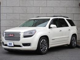 GMC アカディア デナリ 4WD 新車並行車 H&Rローダウンサス 7人乗り
