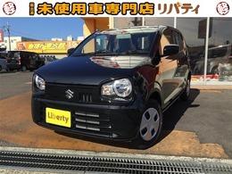 スズキ アルト 660 L 届出済未使用車 禁煙車