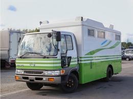 日野自動車 レンジャー トイレカー 移動式仮設トイレ 移動式トイレ