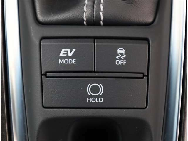 VSC(Vehicle Stability Control)付です。 横滑りを防止する装置です。 万が一の時に作動する、安全のための装置です。