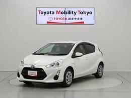 トヨタ アクア 1.5 S キーレス・CD・ETC・車検整備付