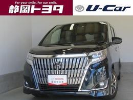 トヨタ エスクァイア 2.0 Xi プリクラッシュ昼間歩行者検知機能追加車両