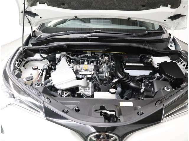 1.2リッターターボエンジン