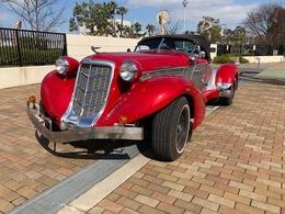 輸入車その他 オーバン 1936年式 オーバン レプリカ車