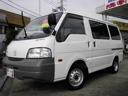 マツダ ボンゴバン 1.8 DX ワイドロー 両側スライド 平床 ガソリン車